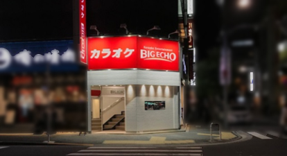 DINING BIG ECHO 銀座数寄屋橋店(銀座/イタリア …