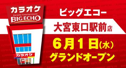 カラオケ ビッグエコー大宮東口駅前店
