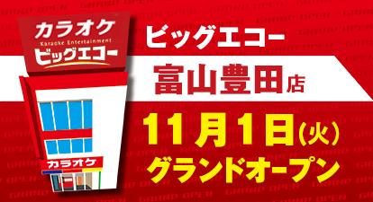カラオケ ビッグエコー富山豊田店