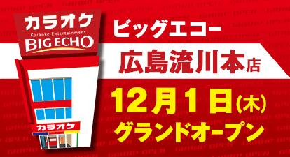 カラオケ ビッグエコー広島流川本店