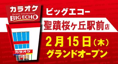 カラオケ ビッグエコー 聖蹟桜ヶ丘駅前店