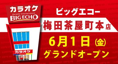 カラオケ ビッグエコー 梅田茶屋町本店