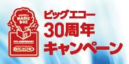 「ビッグエコー×東方神起」キャンペーン