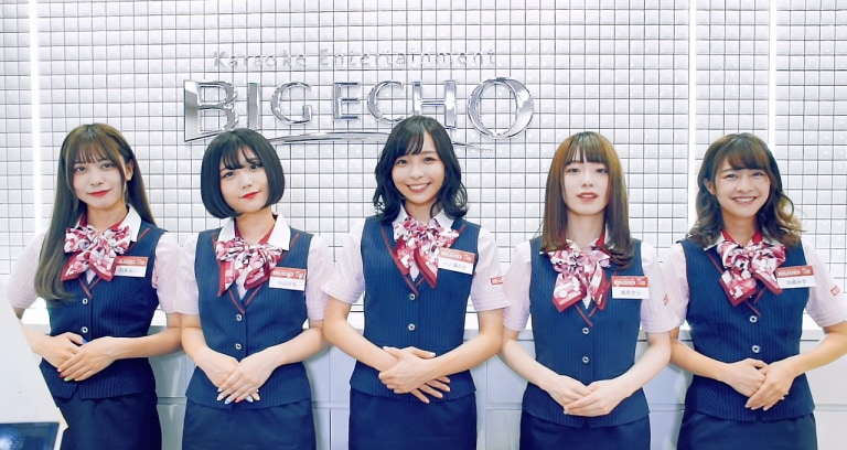 神宿 ビッグエコーパーティーコース応援ソングCM