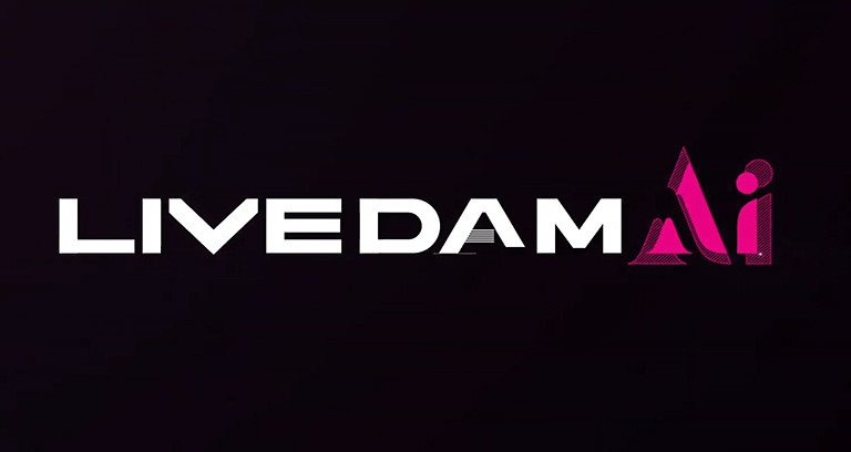 LIVE DAM Ai ブランドCM